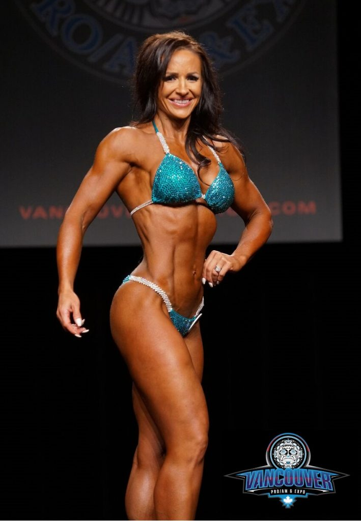 Grace Bukowsky The Fit Life 24/7 Head Coach CPA Bikini Competitor